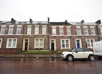 Thumbnail 8 bedroom terraced house to rent in Chester Crescent, Newcastle Upon Tyne