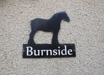 Thumbnail 4 bed detached house for sale in Burnside Road, Garmouth, Fochaber
