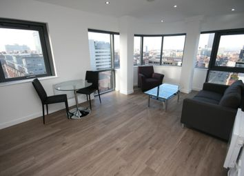 Thumbnail 1 bed flat to rent in Nuovo, Great Ancoats Street, Manchester