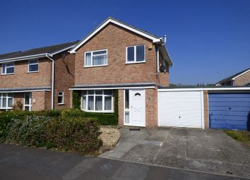 Thumbnail 3 bed detached house for sale in Ladye Wake, Worle, Weston-Super-Mare