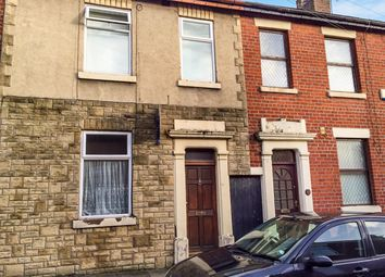Thumbnail 3 bedroom terraced house for sale in Kent Street, Preston