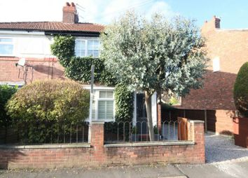 Thumbnail 3 bed semi-detached house for sale in Waverley Road, Sale