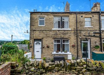 Thumbnail 1 bed end terrace house for sale in Field Top, Bailliff Bridge, Brighouse