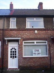 Thumbnail 2 bed terraced house to rent in Prescott Street, Darlington