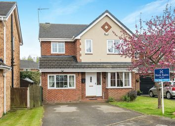 Thumbnail 4 bed detached house for sale in Washington Close, Dinnington, Sheffield