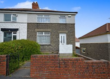 Thumbnail 3 bedroom semi-detached house for sale in Valley Road, Bristol