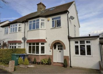 Thumbnail 4 bed semi-detached house to rent in Newton Avenue, London
