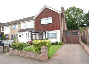 Thumbnail 3 bedroom end terrace house for sale in Lichfield Way, Broxbourne