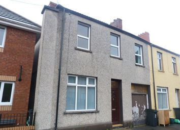 Thumbnail 3 bedroom end terrace house for sale in Llanvair Road, Newport