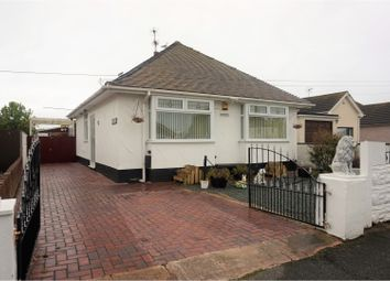 Thumbnail 2 bed detached bungalow for sale in Bryn Road, Towyn