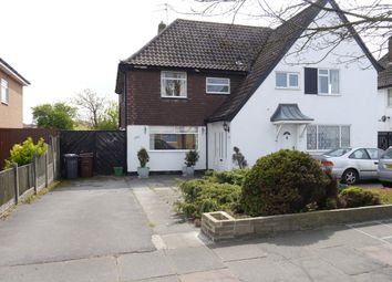 Thumbnail 3 bed semi-detached house to rent in Fylde Road, Southport