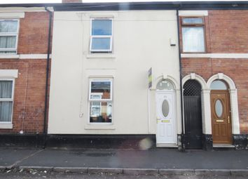 Thumbnail 3 bed terraced house for sale in Rosehill Street, Derby