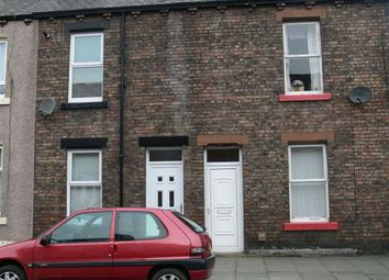Thumbnail 2 bed terraced house to rent in Gloucester Road, Carlisle, Carlisle