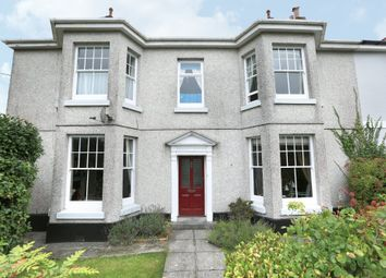 Thumbnail 4 bed semi-detached house for sale in Furzehatt Road, Plymstock, Plymouth