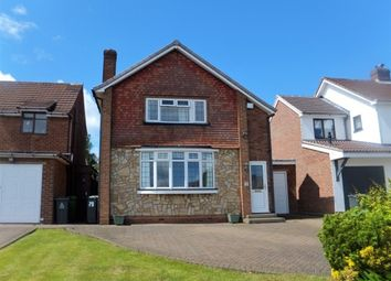 Thumbnail 3 bed detached house for sale in Thorney Road, Streetly, Sutton Coldfield