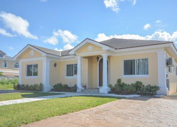 Thumbnail 4 bed property for sale in Nassau, The Bahamas
