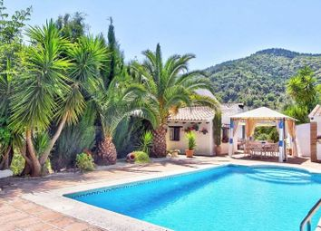 Thumbnail 3 bed country house for sale in Jubrique, Malaga, Spain