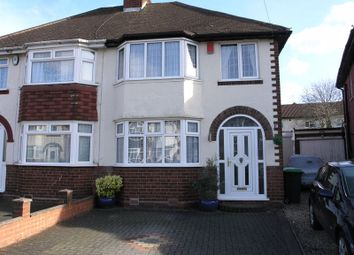 Thumbnail 3 bed semi-detached house for sale in Petersfield Drive, Rowley Regis