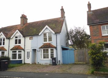 Thumbnail 2 bed semi-detached house to rent in Framfield Road, Uckfield