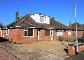 Thumbnail 3 bedroom semi-detached bungalow for sale in Wood View Road, Hellesdon, Norwich