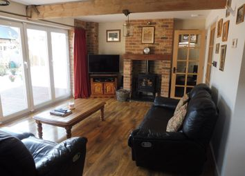 Thumbnail 5 bedroom semi-detached house for sale in March Road, Friday Bridge, Wisbech