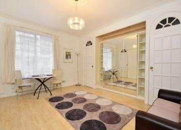 Thumbnail Studio to rent in Hallam Street, Marylebone