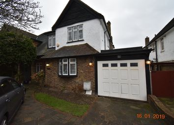 Thumbnail 3 bed semi-detached house to rent in Bourne Avenue, London