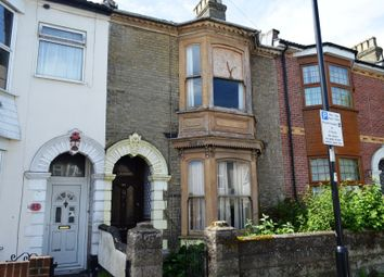 Thumbnail 4 bedroom terraced house for sale in Cranbury Avenue, Southampton, Hampshire