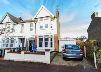 Thumbnail 3 bedroom semi-detached house for sale in Swanage Road, Southend On Sea