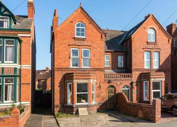 Thumbnail 5 bed semi-detached house for sale in Ellesmere Road, Shrewsbury