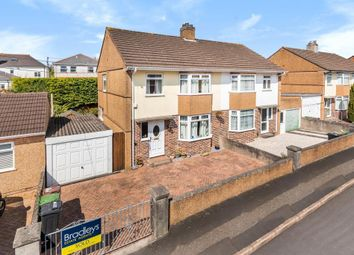 Thumbnail 3 bed semi-detached house for sale in Thornyville Villas, Plymouth, Devon