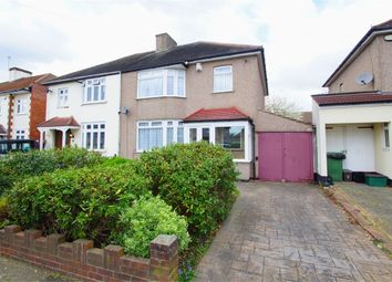 Thumbnail 3 bed semi-detached house for sale in First Avenue, Bexleyheath, Kent