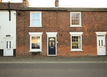 2 bed terraced house for sale in Main Street, Thornton Curtis, North Lincolnshire DN39