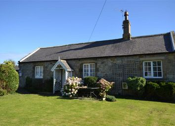Thumbnail 2 bed semi-detached house for sale in Breezes Cottage, Longhoughton, Northumberland