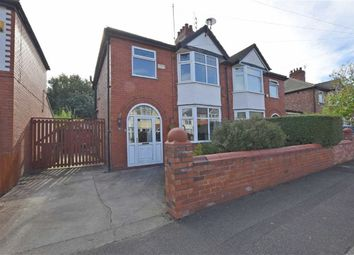 Thumbnail 3 bed semi-detached house for sale in Mellington Avenue, Didsbury, Manchester