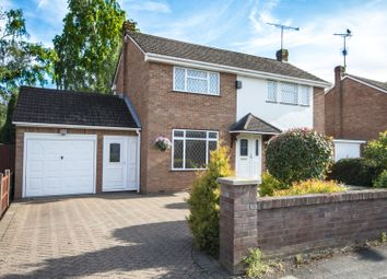 Thumbnail 4 bed detached house for sale in Campbell Road, Woodley, Reading