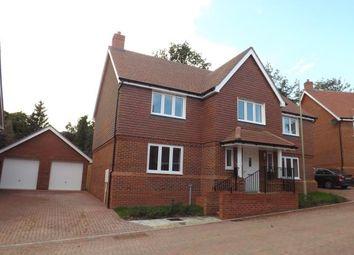 Thumbnail 5 bedroom detached house for sale in Bursledon, Southampton, Hampshire