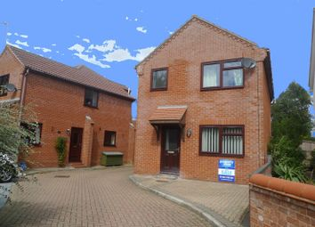 Thumbnail 3 bedroom property for sale in Old Foundry Court, Acle, Norwich