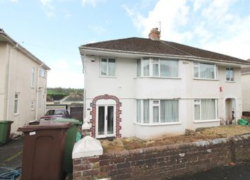 Thumbnail 3 bedroom semi-detached house for sale in Lynwood Avenue, Plympton, Plymouth