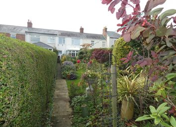 Thumbnail 3 bedroom terraced house to rent in East View, Seghill, Northumberland