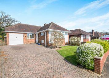 Thumbnail 2 bed detached bungalow for sale in Testlands Avenue, Nursling, Southampton