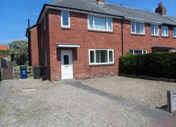 Thumbnail 3 bedroom semi-detached house to rent in Beanley Place, High Heaton, Newcastle Upon Tyne