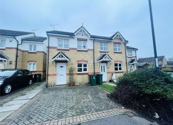 Thumbnail 3 bed end terrace house to rent in Bosham Road, Maidenbower, Crawley, West Sussex