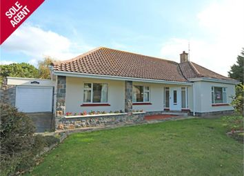 Thumbnail 3 bed detached bungalow for sale in Garfield, Rue Du Friquet, Castel