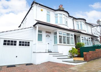 Thumbnail 3 bed semi-detached house to rent in Hollingbourne Road, London