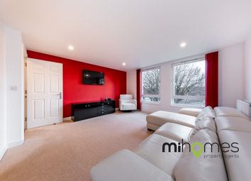 Thumbnail 1 bedroom flat for sale in Crown Close, Winkfield Road