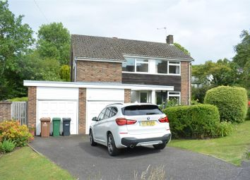 Thumbnail 4 bed detached house for sale in Montrouge Crescent, Epsom