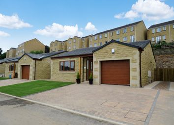 Thumbnail 2 bed detached bungalow for sale in Old Willow Close, Whitegate, Halifax