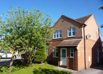 Thumbnail 3 bedroom terraced house for sale in Grange Close, Romanby, Northallerton
