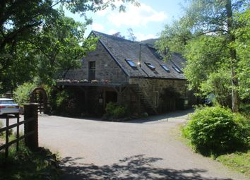 Thumbnail Leisure/hospitality for sale in The Cross Restaurant With Rooms, Tweedmill Brae, Ardbroilach Rd, Kingussie